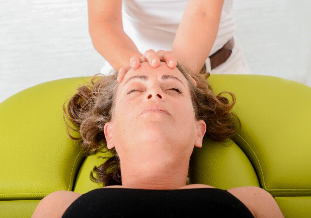 Cranio Sacral Therapie